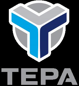logo TEPA clear