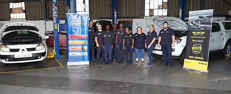 Federal-Mogul-training-Training-at-Cliffies-Auto-Repairs-in-East-London