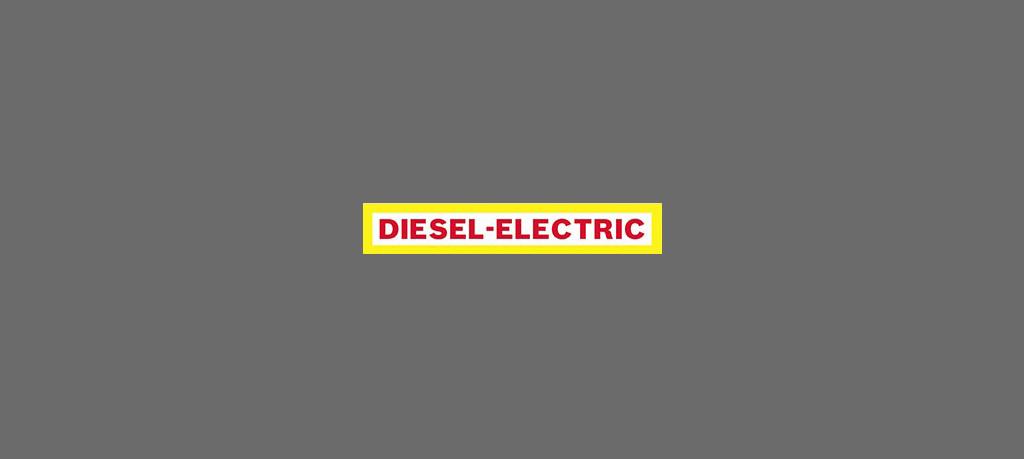 Diesel-Electric-logo