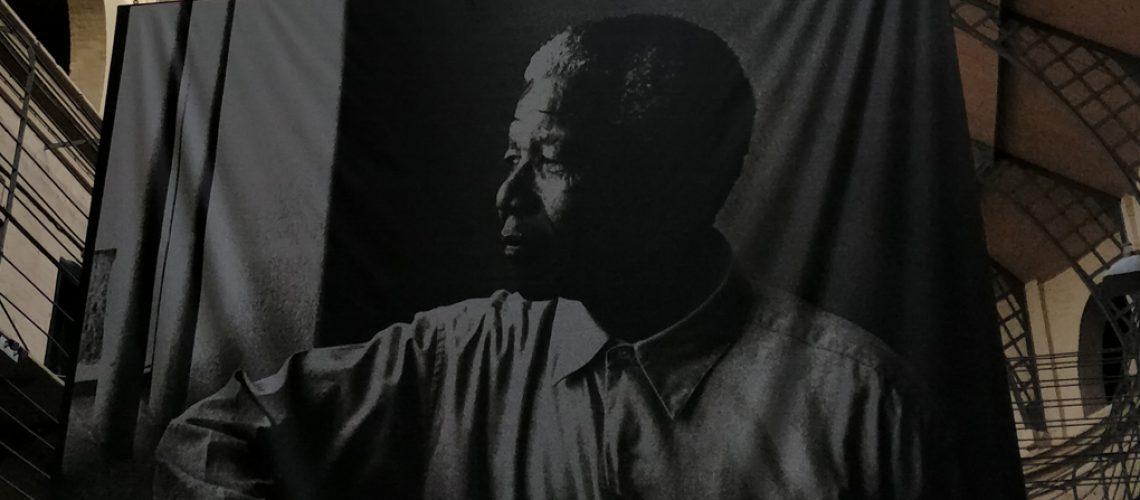 Photo: Igor Eberling, Unsplash. The Nelson Mandela exhibition at Kilmainham Gaol prison, Dublin, Ireland.
